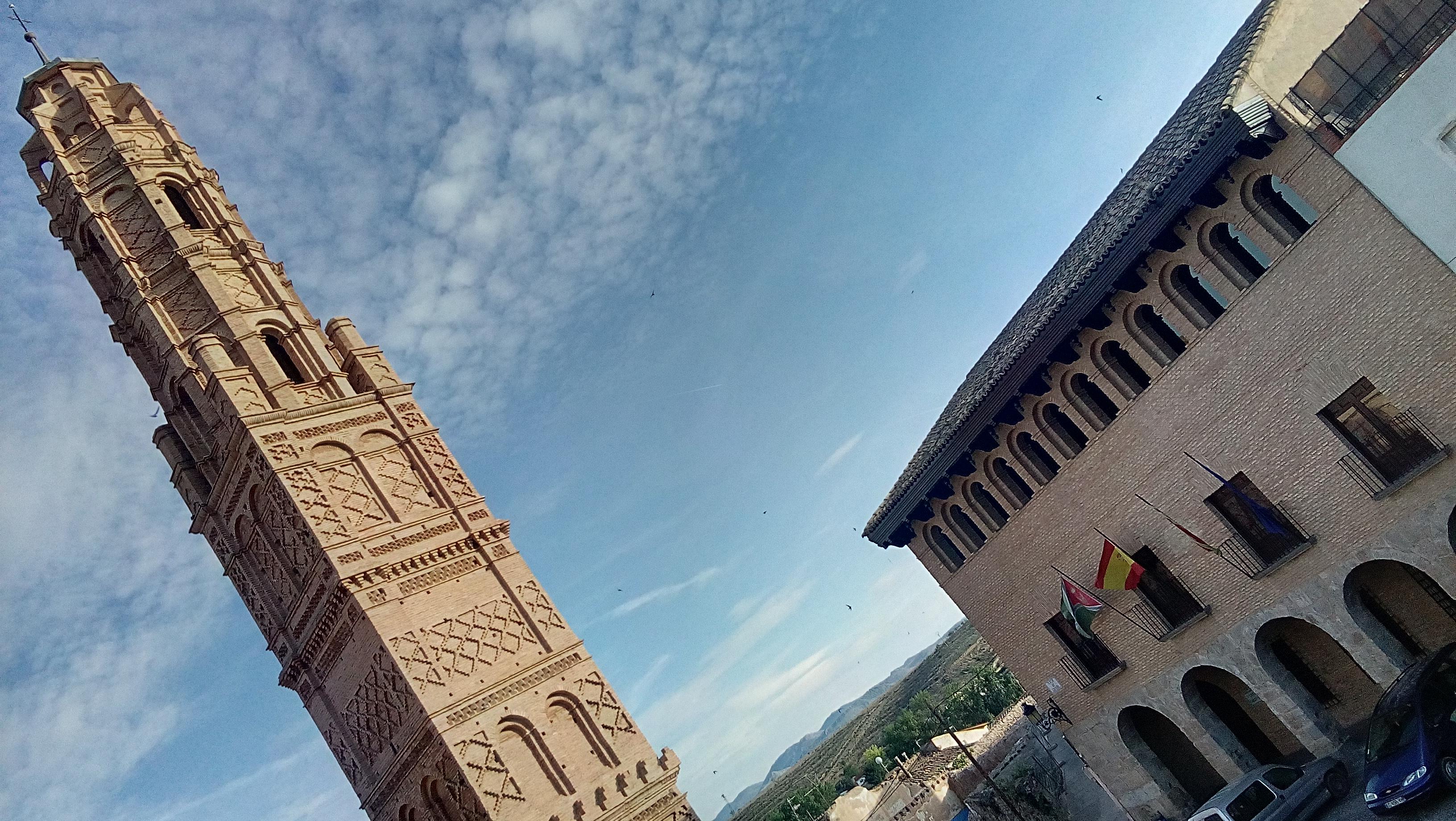 Torre y Ayuntamiento