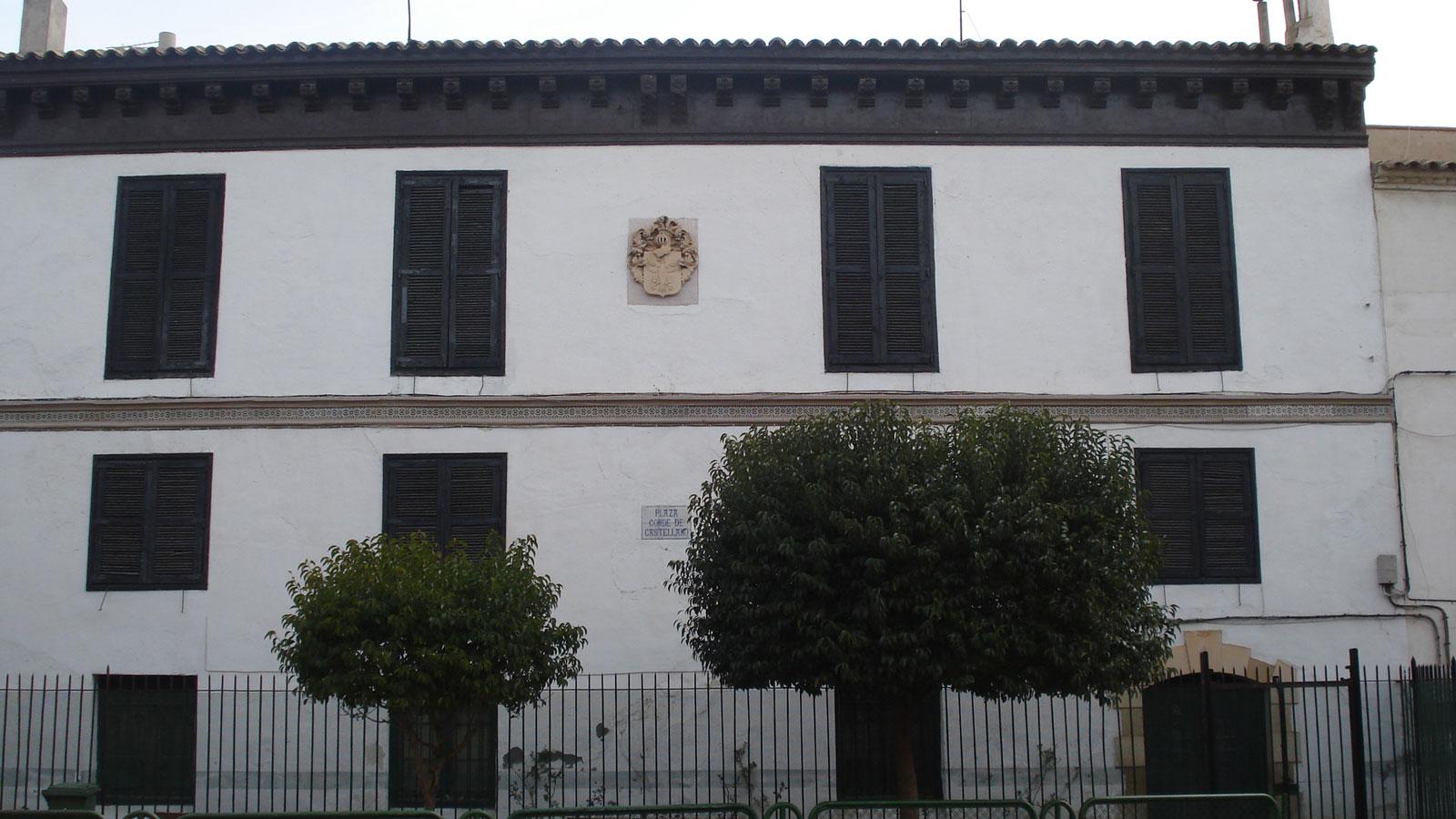 Palacio Conde Castellano