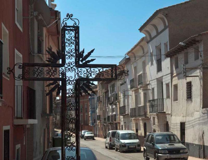 Calle de la Cruz Ricla