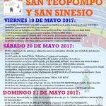 Fiestas en Honor a San Teopompo y San Sinesio